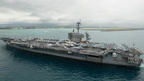 2 dead, 1 injured after US sailor opens fire at Pearl Harbor Naval Shipyard before killing self, officials say