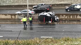 1-year-old boy killed in crash on I-94 in St. Clair Shores, driver arrested