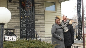 Detroit sisters return to childhood home to restore neighborhood