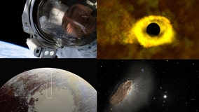 Exoplanets, black holes, building blocks of life: Interstellar firsts and discoveries of the 2010s
