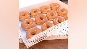 'Day of the Dozens': Krispy Kreme offering dozen doughnuts for $1 on December 12