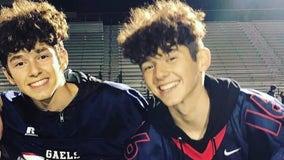 Twin brothers among 3 teens killed in Christmas crash