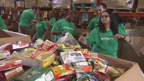 Double Your Donation Day at Gleaners