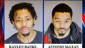 Armed robbery suspects who led police on chase in stolen U-Haul, charged