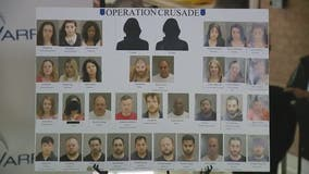 46 arrested in Warren as part of multi-phase human trafficking sting