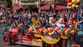 Disney World Characters accusing tourists of inappropriate touching
