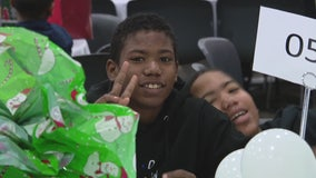Christmas came early for more than 2,600 kids whose families couldn't afford gifts this year