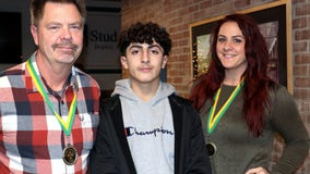 Dearborn school teachers honored after saving student's life with CPR