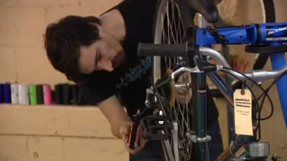 Free Bikes 4 Kidz Detroit will give refurbished bicycles to 2,200 children
