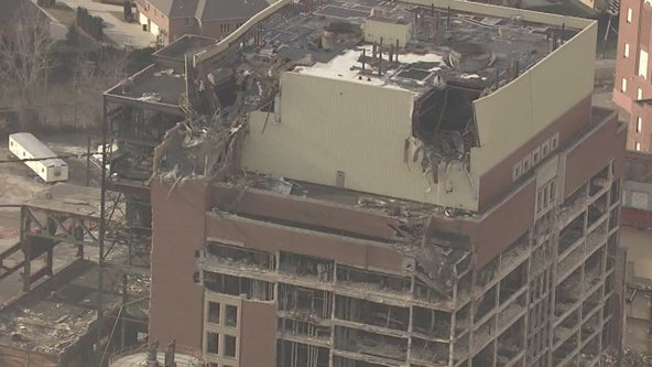 Concerns raised about implosion of Connors Creek DTE plant