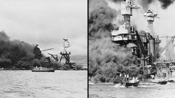 Timeline: The critical events which led to the Japanese attack on Pearl Harbor