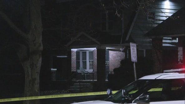 Two men dead in shooting inside home on Detroit's west side