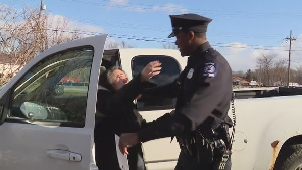 Novi Police handing out Target gift cards with traffic stops