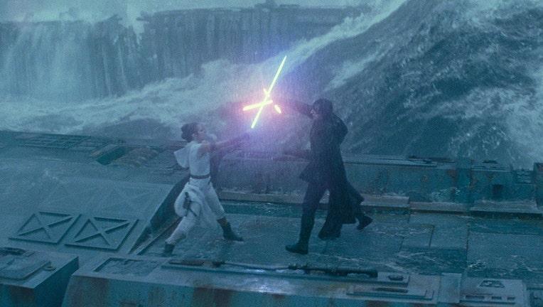 Image result for luke rise of skywalker