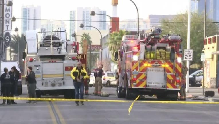 vegas deadly fire