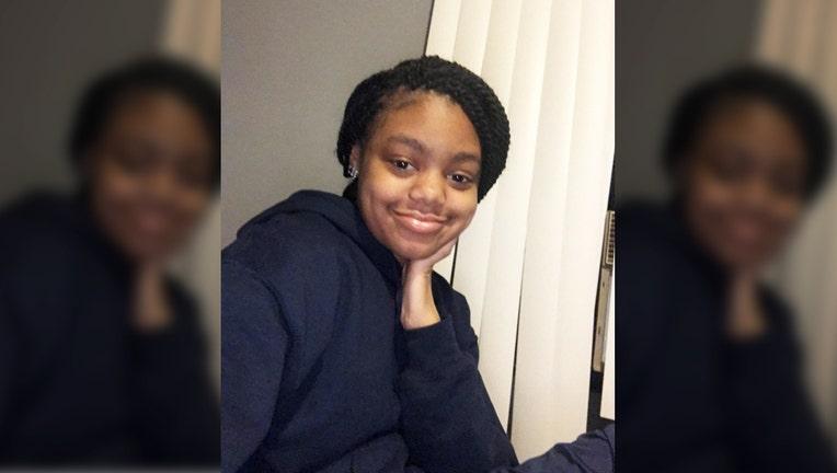 Jahdeja Anderson , 17, has not been seen since Friday evening.