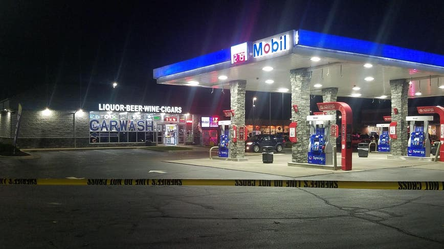 Macomb County gas station clerk shoots customer multiple times, tells sheriff he was assaulted
