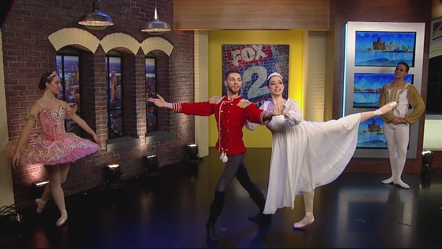 Holiday Nutcracker with the Macomb Ballet Co.