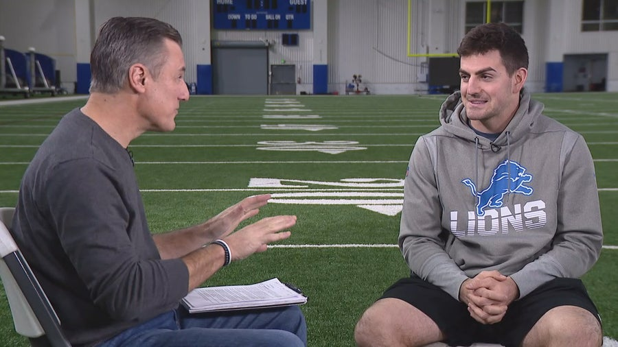 WATCH: Miller goes one-on-one with David Blough