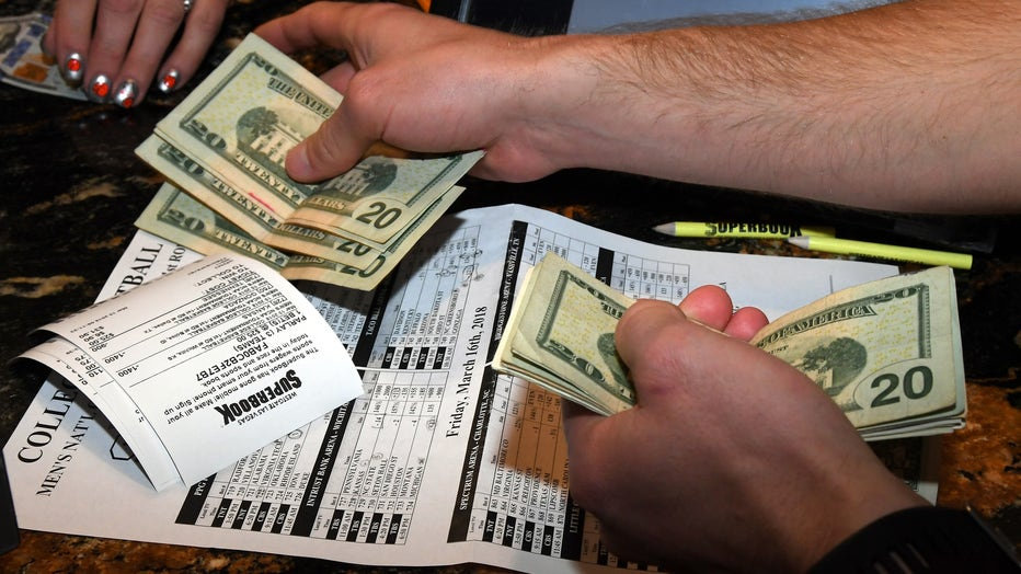 Michigan lawmakers could approve sports betting this week.