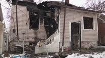 Detroit arson fire kills family dog and destroys belongings