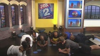 The Nine crew gets fit with JC Jones Bootcamp