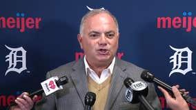 WATCH - Al Avila talks about the upcoming Tigers season