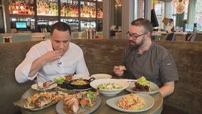 Nosh with Josh checks out Parc's new menu