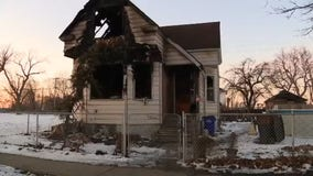 House fire leaves Detroit woman in a coma and family homeless