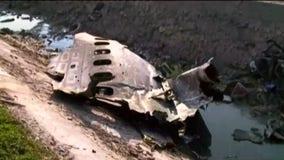 Iran says it 'unintentionally' shot down Ukrainian jetliner killing 176
