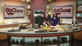 Cheese Lover's Day with Go Cheez