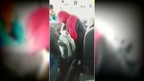 Alleged school bus bullying assault on camera in Port Huron