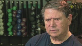 Gym uses boxing to combat Parkinson's disease