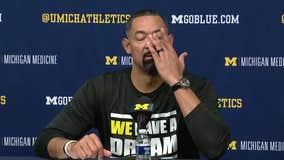 WATCH - Juwan Howard on Michigan's loss to Penn State