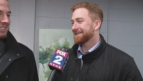 Detroit Tigers players kick off Winter Caravan with a little Q and A