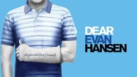 Tickets for Tony Award-winning musical Dear Evan Hansen go on sale Friday Jan. 17