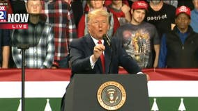 President Trump to visit metro Detroit on Thursday with stop in Warren
