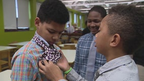 Detroit students learn valuable skills from DPD in mentorship program