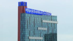 Comerica's Back the Blue campaign honors law enforcement