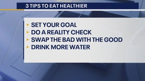 Tips to eat healthier