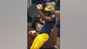 Michigan WR Donovan Peoples-Jones to enter NFL draft