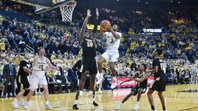 No. 19 Michigan outlast Purdue 84-78 in double OT