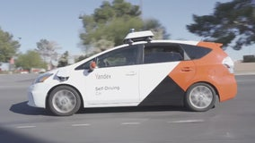 2 companies providing autonomous transportation at 2020 auto show
