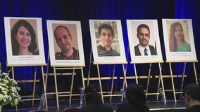 University of Windsor victims of Iran plane disaster honored at memorial