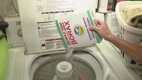 How to add in Borax to your laundry for super clean clothes
