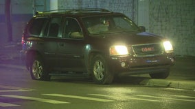Woman shot to death inside SUV on Detroit's east side
