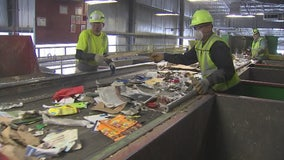 Detroit receives nearly $800,000 in grants to improve recycling
