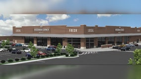 Woodward Corner Market opening in Royal Oak Jan. 29
