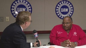 UAW President Rory Gamble stepping down