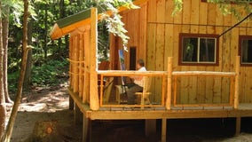 Upper Peninsula program invites artists to live in Porcupine Mountains cabin for two weeks